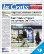 la croix 24-03-2010
