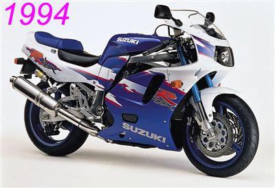 1994 GSX R750