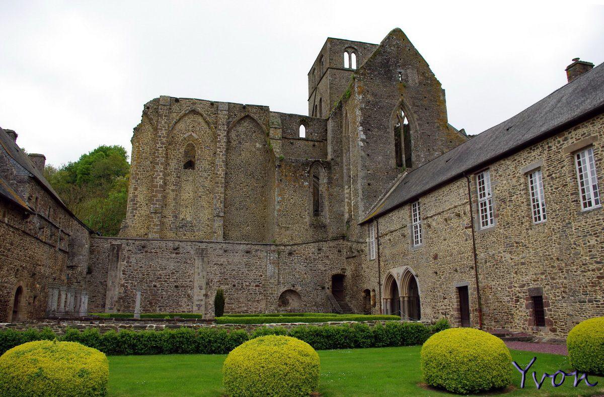 Album - Abbaye-de-Hambye