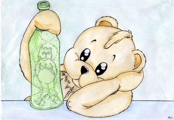 la joie des effets des apéritifs à bulles