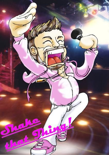 drawing robert bear force one 1 singing