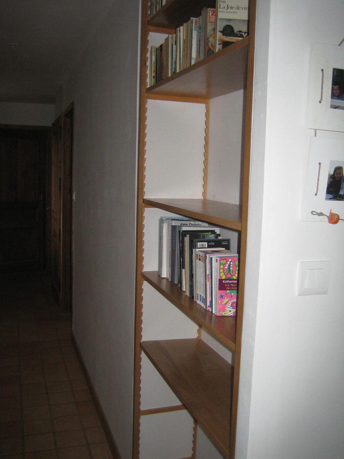 Ma maison vers le d veloppement durable f vrier 2009 d but de l 39 agrandissement de la for Penderie peu profonde