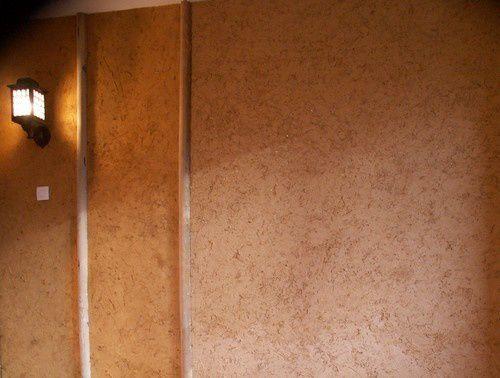 Chaux argile terre enduit 580 le blog arbruz for Peinture sur enduit ciment interieur
