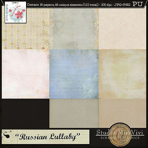 MissVivi Line RussianLullaby PV Papers01 500