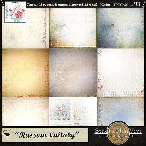 MissVivi Line RussianLullaby PV Papers02 500