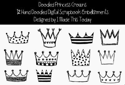 I_Made_This_Today_Doodled_Princess_Crowns