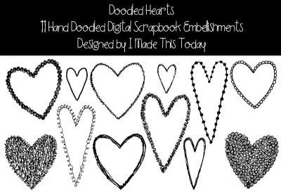 I_Made_This_Today_Doodled_Hearts
