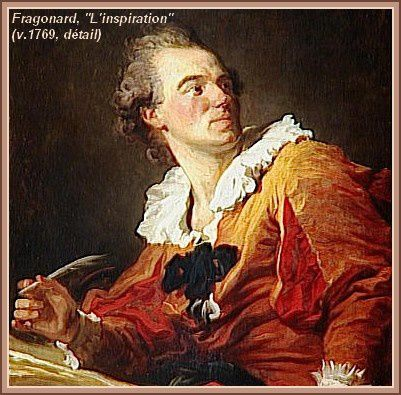 L'inspiration de Fragonard