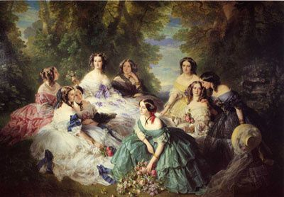 Winterhalter FullPainting 1855 T