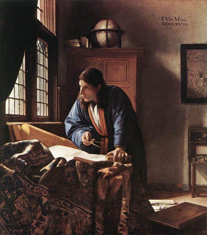VermeerGeograph