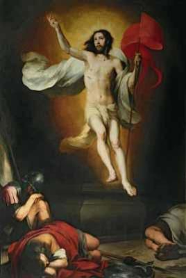 resurrection of christ-400
