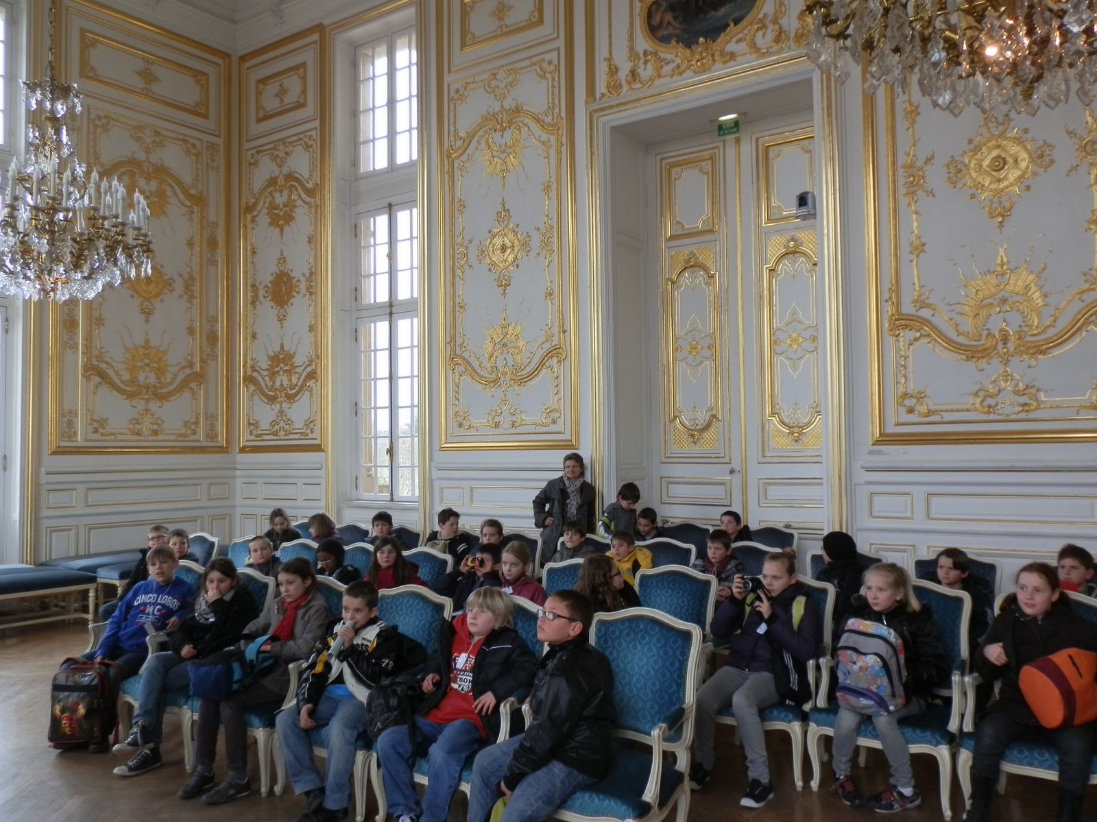 Rencontres musicales a versailles