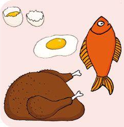 Manger mieux 5 echenoz la m line - Quantite de viande par personne par jour ...