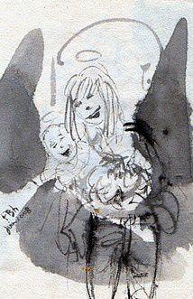 Vierge à l'enfant juin 2008 (3)