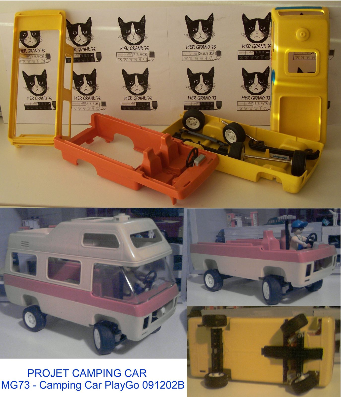 playmobil lego camping car le blog de mg73 tuning. Black Bedroom Furniture Sets. Home Design Ideas