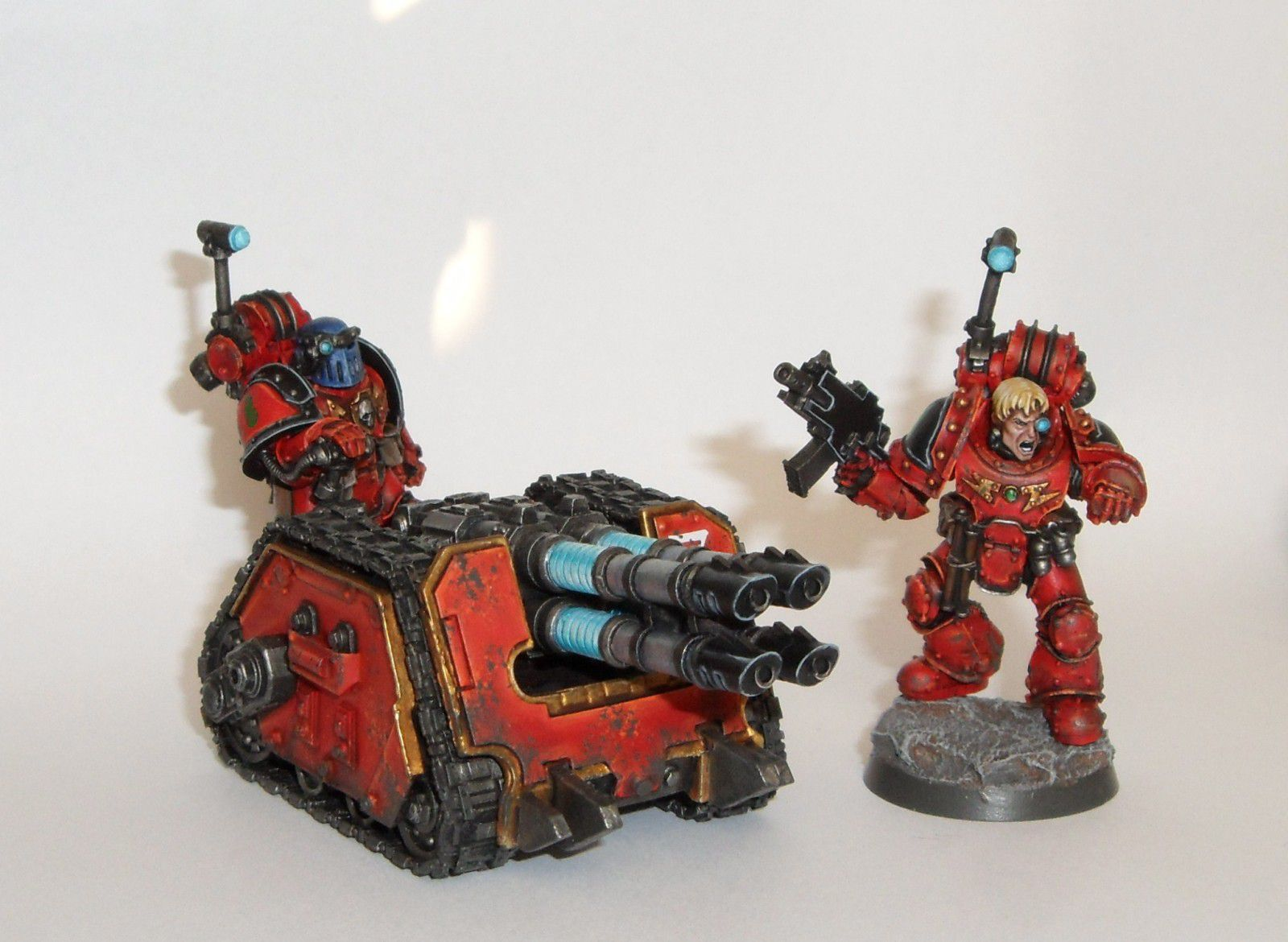 [IX] Par le sang de Sanguinius. Armée Blood Angels 30K. SAM_2238