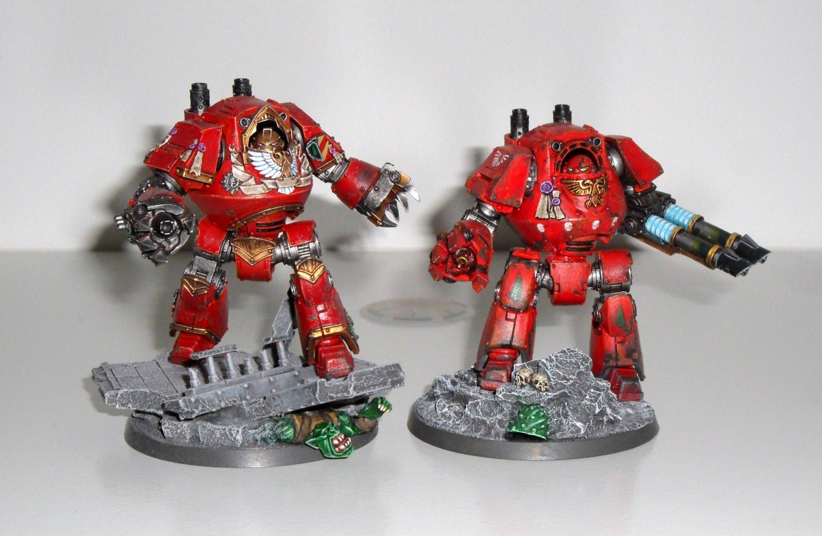 [IX] Par le sang de Sanguinius. Armée Blood Angels 30K. SAM_3127
