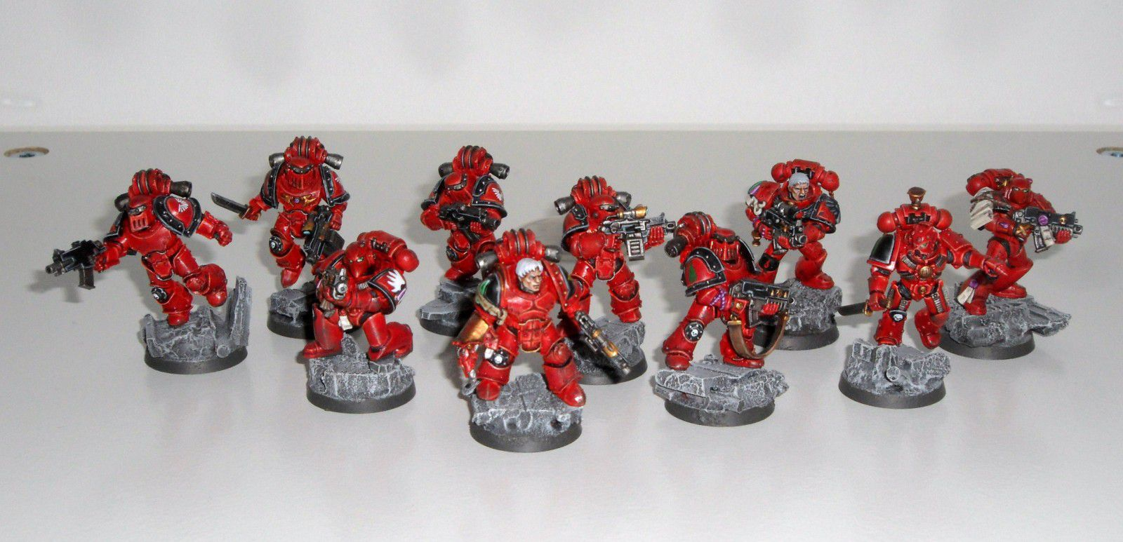 [IX] Par le sang de Sanguinius. Armée Blood Angels 30K. SAM_3129