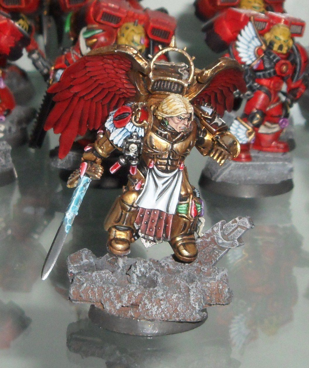 [IX] Par le sang de Sanguinius. Armée Blood Angels 30K. SAM_3144