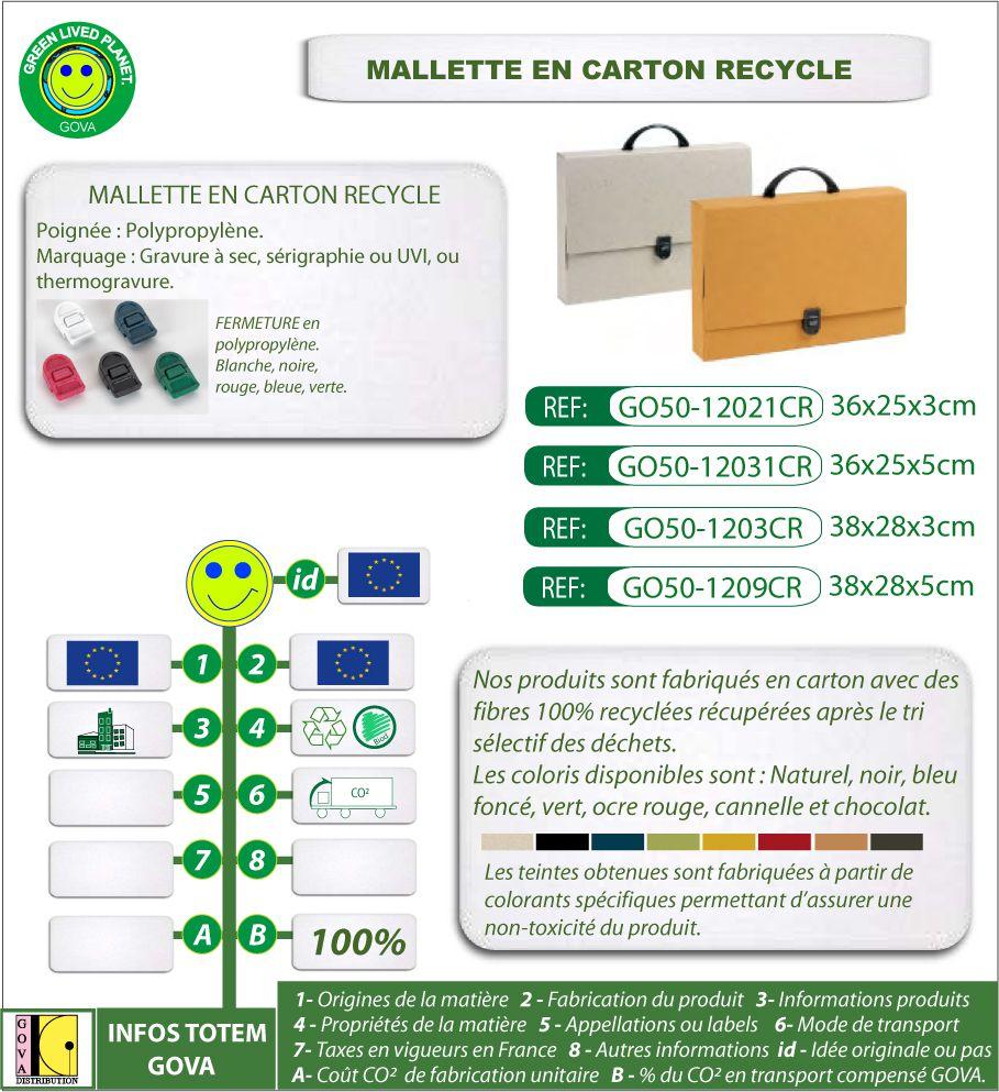 GOVA Carton GO50 12021CR