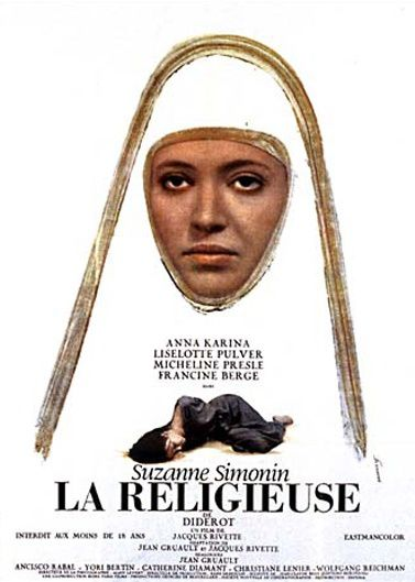 Jacques Rivette - La religieuse