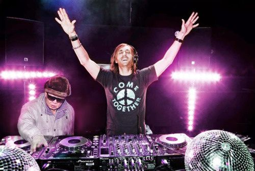 kim jong il dropping with david guetta