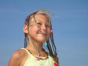 Faustine, 9 ans