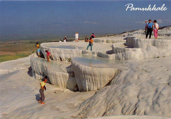 305 - Pamukkale, Turquie