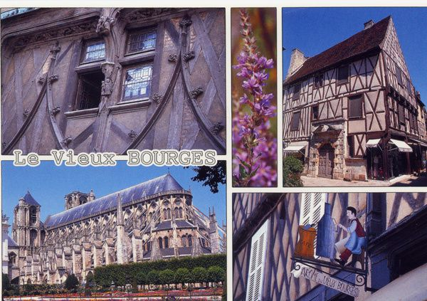 452 - Bourges