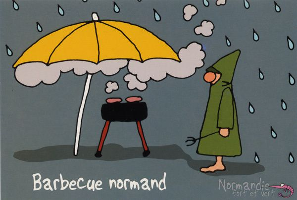 469 - Barbecue normand
