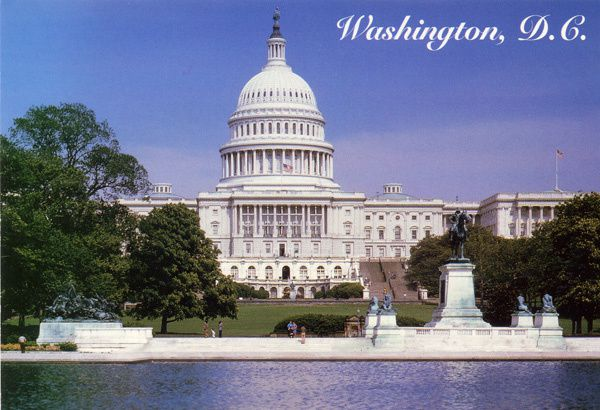 496 - Capitole, Washington DC, USA