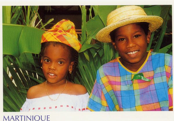 552 - Sourires de Martinique
