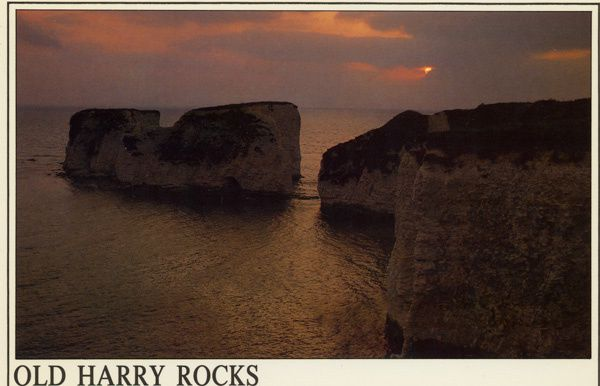 632 - Old Harry Rocks, Royaume-Uni