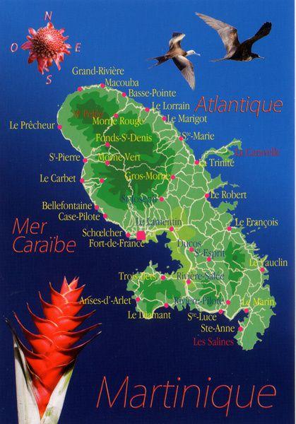 692 - Martinique