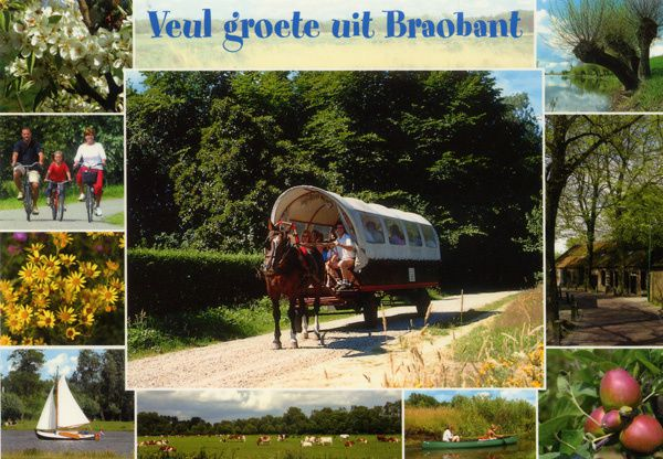 761 - Brabant, Pays-Bas