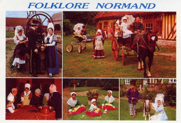 807 - Folklore normand