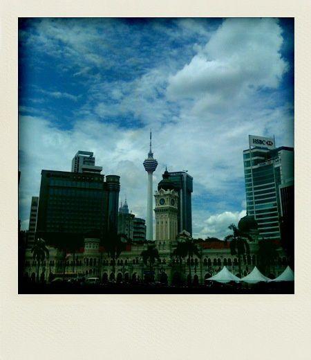 Malaisie Kuala Lumpur Merdeka Squarre