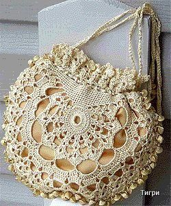 Crochet Net Bag Pattern : Mod?les au crochet - Explications et schEmas - Le blog de ...