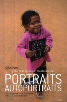 Livre Portraits autoportraits