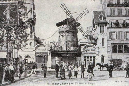 moulin rouge 1889