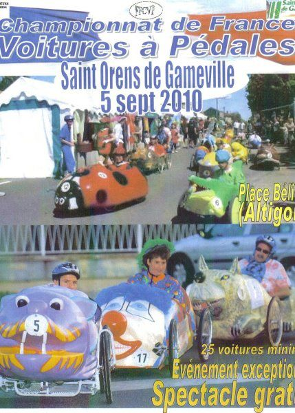 Spectacle affiche