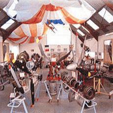 Affiche Musée aéronautique