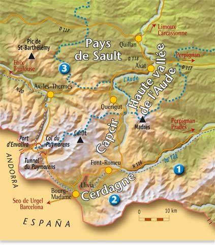 Pays de Sault Aude