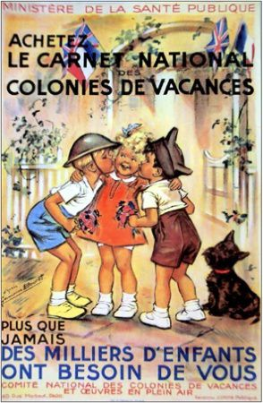 Affiche colonies