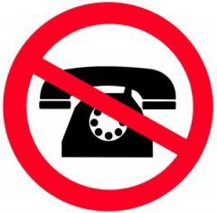 sign no telephone s