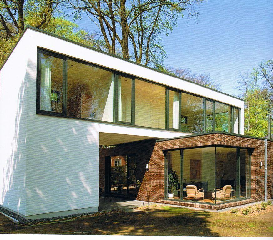 Construire En Briques Monomur  Atelier Christine Grimaud