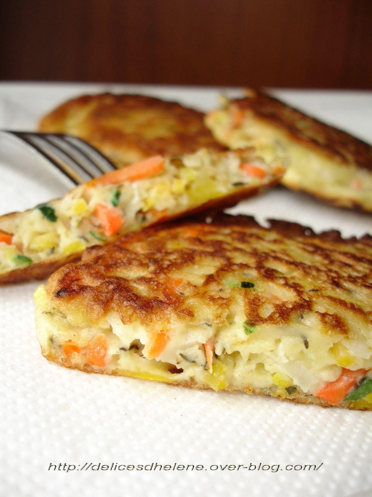 recette simple avec des legumes