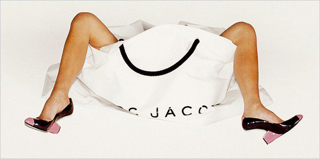 JUERGEN TELLER PHOTO FOR MARC JACOBS