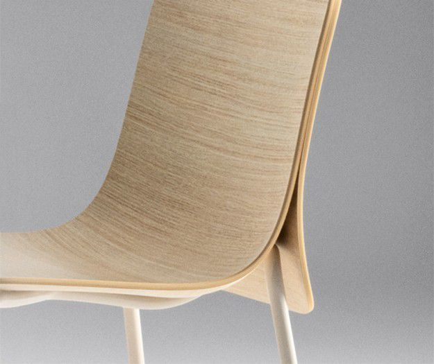 Cape Chair Designed By Nendo For Offecct
