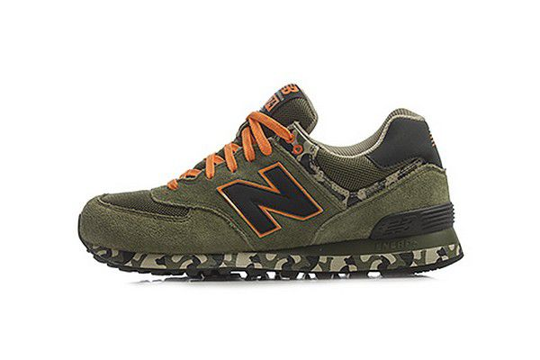 new products 190e9 a971b NEW BALANCE N°501 & 574 - CAMO PACK SPRING SUMMER 2013 - Arc ...